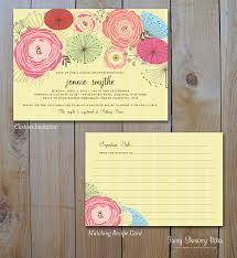 Wedding Registry Cards For Invitations Bridal Shower Invitation Wording For Honeymoon Registry U2013 Wedding