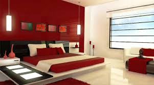 Bedroom Ideas In Red And Black Red Black And White Bedroom Idea Red And White Bedroom Decorating