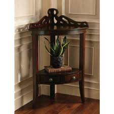 Accent Tables For Foyer Farmhouse Console Table Vignette In A Foyer Entry Idea Corner