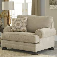 Oversized Armchair With Ottoman Oversized Accent Chairs You U0027ll Love Wayfair