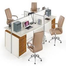 Computer Workstation Desk China Modular 4 Person Computer Workstation Desk For Office System
