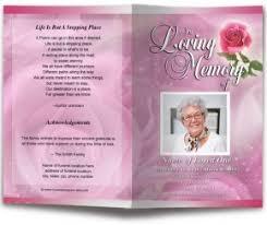 baby funeral program funeral bulletins templates memorial service bulletins cover