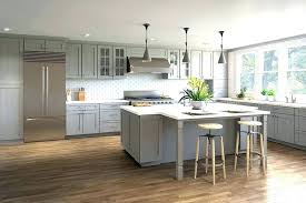 grey kitchen cabinets wood floor kitchen with grey wood floors and brown wood floors luvne