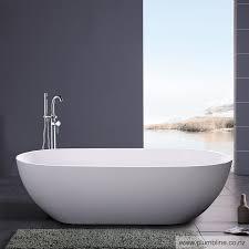 Stone Baths by Belle 1800 Freestanding Bath Progetto Stone Baths Bathroom