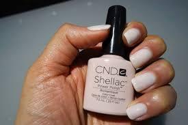 cnd shellac romantique free shipping at nail polish canada