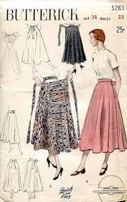 Draped Skirt Tutorial Simplicity 1356 Misses U0027 Jiffy Reversible Wrap Dress Costura