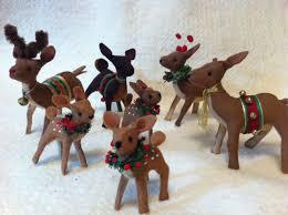 182 best felt reindeer moose images on