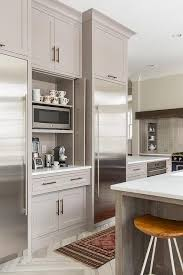 coffee kitchen cabinet ideas kitchen coffee station with fold in doors contemporary