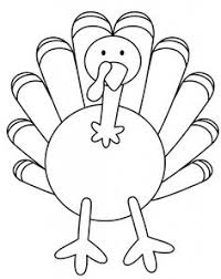 turkey template this is a autumn project that s easy to