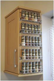kitchen spice rack ideas best 25 spice racks ideas on spice racks for cabinets