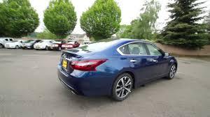 Nissan Altima Blue - 2017 nissan altima 2 5 sr deep blue pearl hc231427 kent