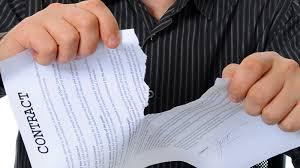resignation terminating or suspending employment unison national