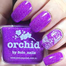picture polish orchid perfect summer polish keely u0027s nails