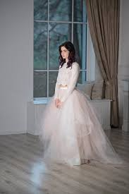 whimsical wedding dress magnolia whimsical wedding dress crop top wedding dress