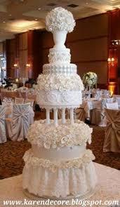 wedding cake at la cour hotel in ikoyi lagos nigeria nigerian