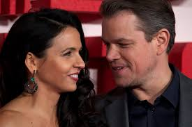 Matt Damon S House Boston by Matt Damon Admits He Feels U0027lucky To Have Found His Wife U0027 And
