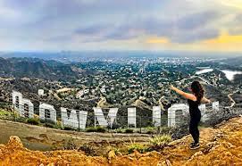 how to do the hollywood hills hike u2022 solo female travel blog suzie