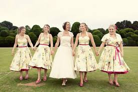 50 s style wedding dresses tbdress like gold 50s wedding theme
