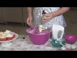 Decorating A Cake At Home How To Make White Icing At Home Youtube