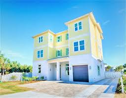 Renting Beach Houses In Florida Destin Florida Usa Luxury 9 Bedroom Family Vacation Home