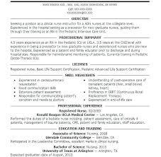 nursing assistant resume objective for certified nursing assistant resume cna