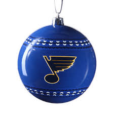 st louis blues ornaments buy blues ornaments at shop