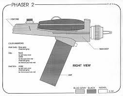 star trek blueprints u s s enterprise equipment packet