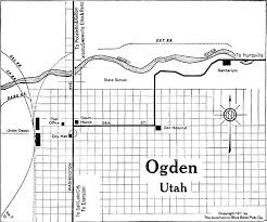 Utah City Map by Utah City Maps At Americanroads Com