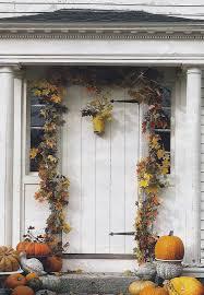 halloween door garland karin lidbeck november 2011