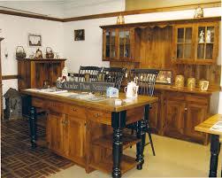 Chestnut Kitchen Cabinets Custom Furniture