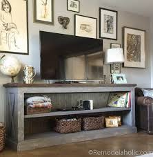 Plans For Building A Wooden Coffee Table by Best 25 Tv Stands Ideas On Pinterest Diy Tv Stand