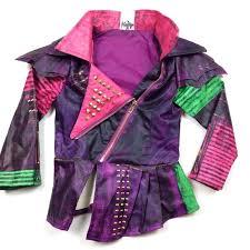 mal costume disney disney descendants mal costume jacket size 4 from chad s