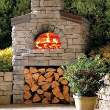 Chiminea With Pizza Oven Outdoor Pizza Oven Kit Nz Woodfired Pizza Ovens Bakerstone Stove