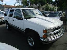 96 Tahoe Interior 1998 Chevrolet Tahoe For Sale Carsforsale Com