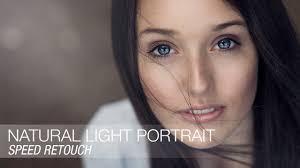 Natural Light Portraits Sheldon Evans Natural Light Portrait Photoshop Speed Retouch