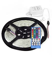 Led Awning Lights For Rv Amazon Com Rv Awning Camper 16 4ft Rgbww Color Changing Led Strip