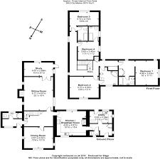The Burrow Floor Plan 4 Bedroom Detached House For Sale In Chulmleigh Chulmleigh Devon