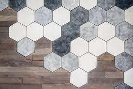 piastrelle e pavimenti piastrelle esagonali parquet parquet e piastrelle esagonali