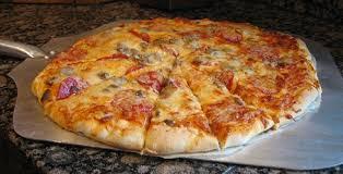 Bread Machine Pizza Dough With All Purpose Flour Sourdough Pizza Dough Recipe Whats Cooking America