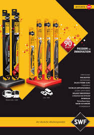 nissan almera wiper size swf wiper blades 2013 2014 passenger cars u0026 trucks catalogue 953187
