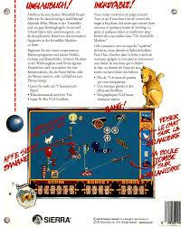 si e pour le dos the machine 1993 dos box cover mobygames