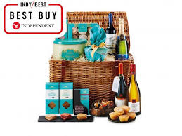 Birthday Gift Baskets For Women 11 Best Christmas Food And Drink Hampers The Independent