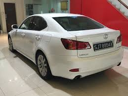 lexus is 250 white rent a lexus is250 by ace drive car rental