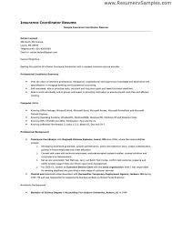 Resume Sales Coordinator Insurance Coordinator Resume Top 8 Dental Insurance Coordinator