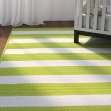 Bright Green Rug Braided Kids U0027 Rugs You U0027ll Love Wayfair