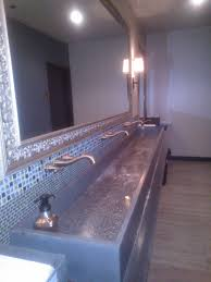interior design gallery home zyinga a common concrete trough sink