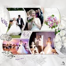 scrapbooking mariage mariage album de pages de scrap galerie scrapbooking