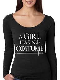 Shirt Halloween Costume Costume Shirt Funny Game Thrones Halloween
