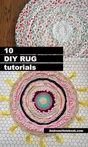 Diy Rug Diy Rug Ideas Andrea U0027s Notebook