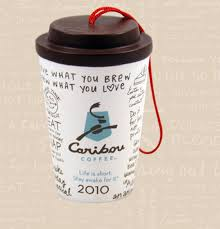caribou coffee coffee house collectibles